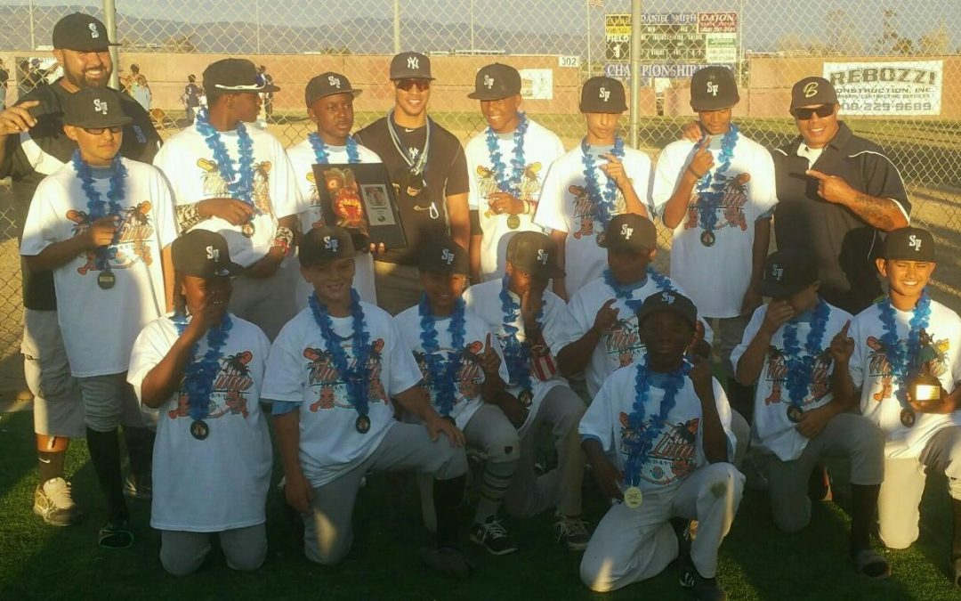 Seals 13U team Ranked 5th in Nation